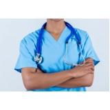 consultório de exame admissional para enfermeiro Água Rasa