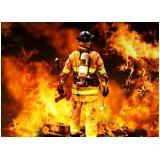 curso brigada de incêndio para condomínios preço Pompéia