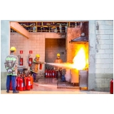 cursos brigada de incêndio comércio Hortolândia