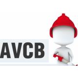 emissão de avcb para