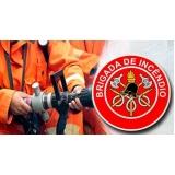 onde fazer curso brigada de incêndio com certificado Alto do Pari