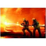 preço de curso brigada de incêndio shopping Limeira